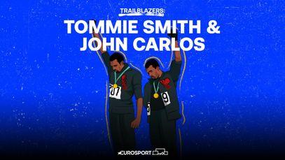 Olympics Trailblazers