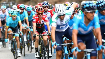 La Vuelta: stage highlights