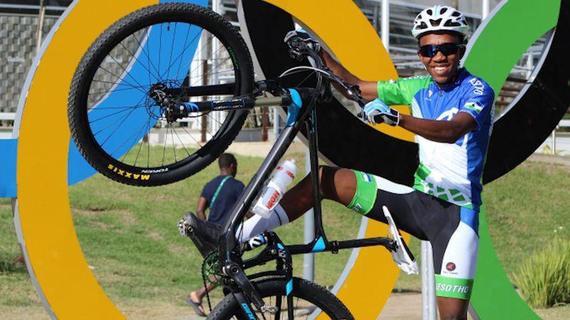 De Lesoto a los Juegos, el camino de Phetetso Monese