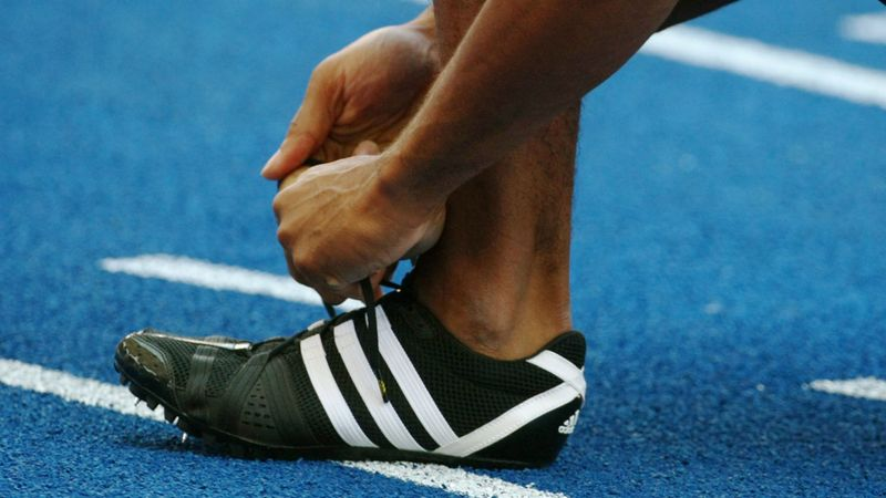Making the running track faster and safer