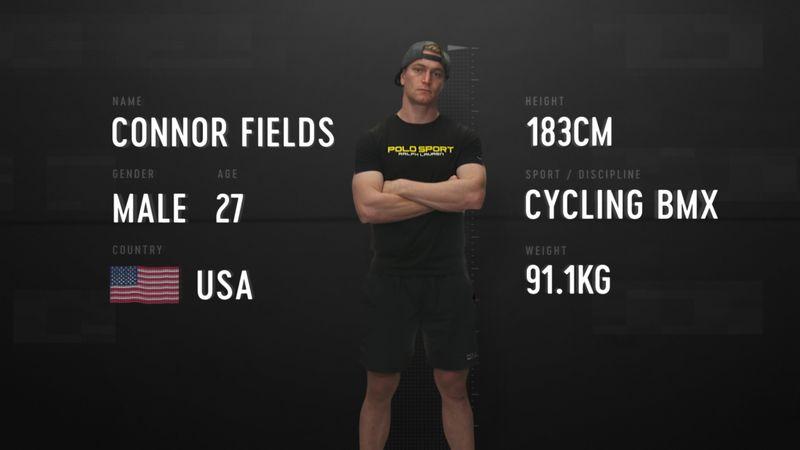 Anatomía de un atleta de BMX: ¿Es Connor Fields el atleta supremo?