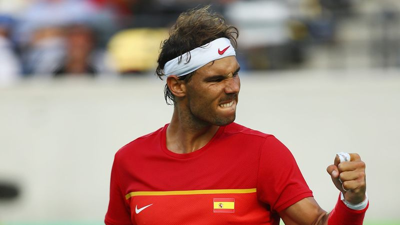 Rafael Nadal: olympische Highlights