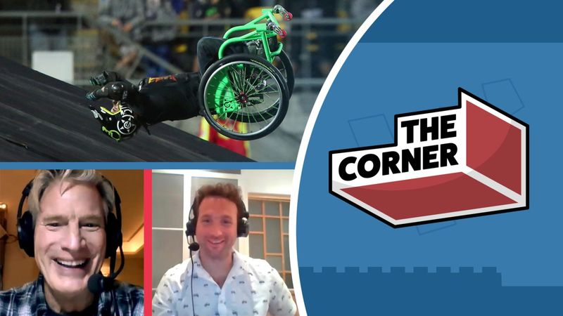The Corner: Life is a blessing for Aaron 'Wheelz' Fotheringham