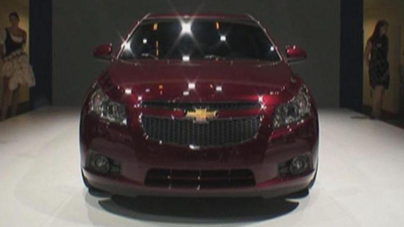 Test Drive - Chevrolet