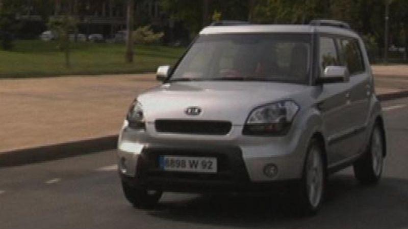 Test Drive - Kia