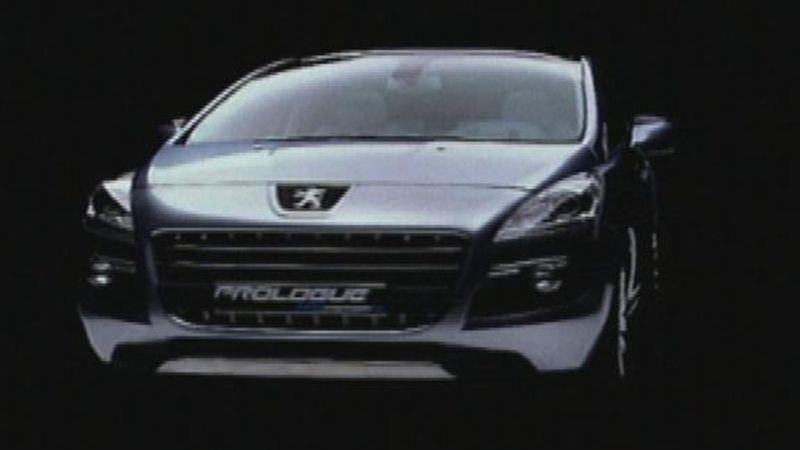 Test Drive - Peugeot