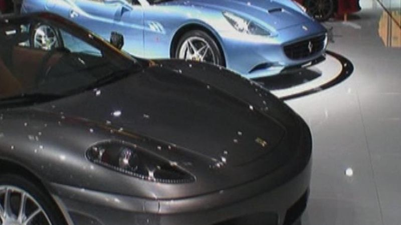 Test Drive - Supercars