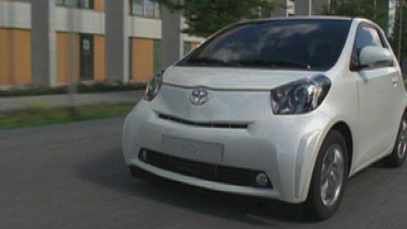 Test Drive - Toyota