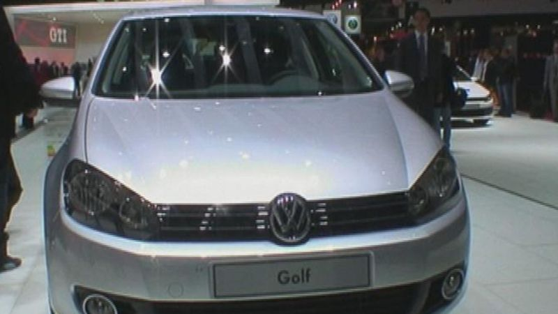 Test Drive - Volkswagen