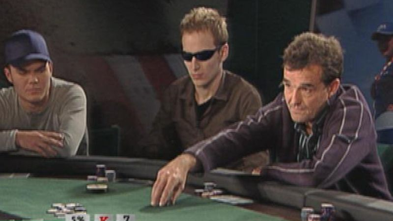 Poker Monza - The final table