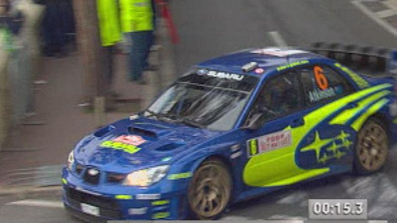 Subaru withdraws from WRC