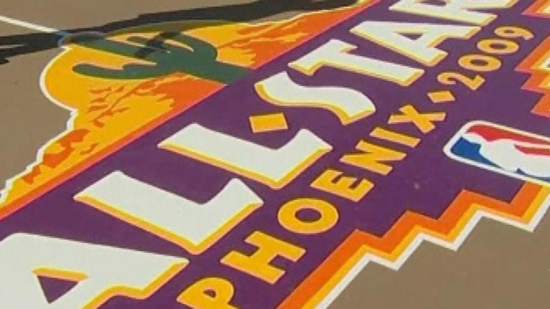 Звезды НБА собрались в Финиксе