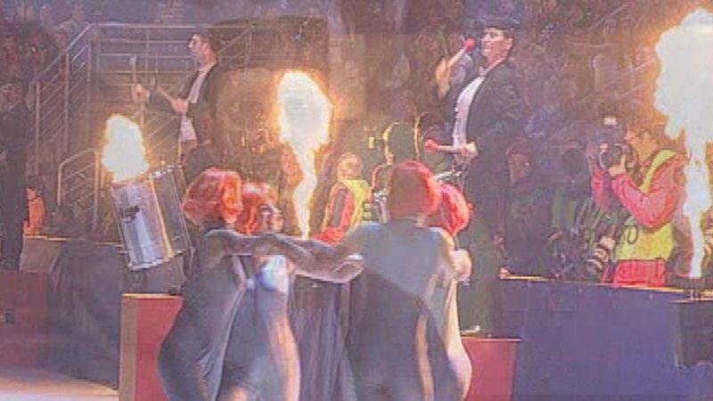 Liberec opening ceremony