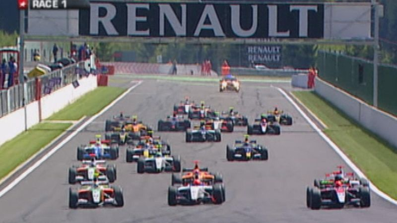 World Series Renault - race 1