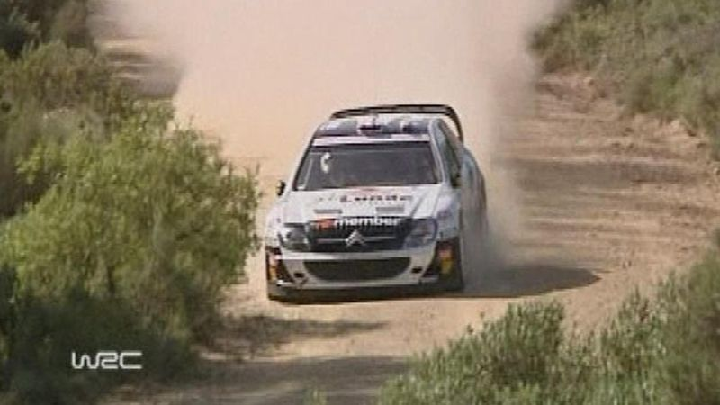 Rally d'Italia: Latvala still in front