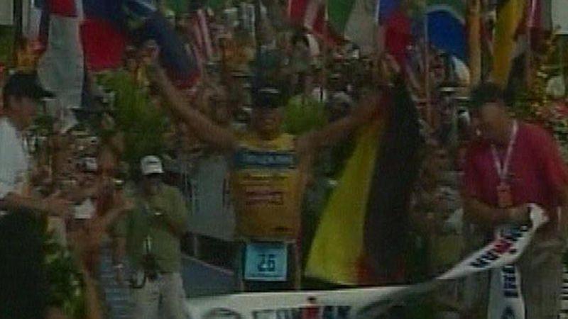 2006 Hawaii triathlon