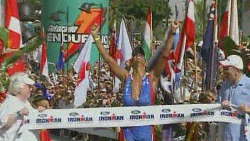 2007 Hawaii triathlon