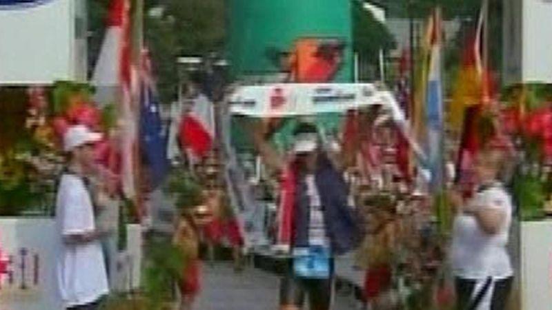 2008 Hawaii triathlon
