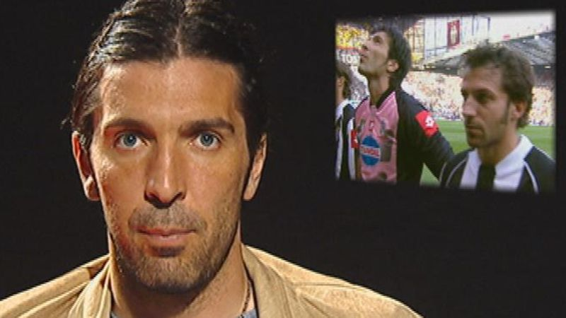 Eurogoals : Buffon on Juve move