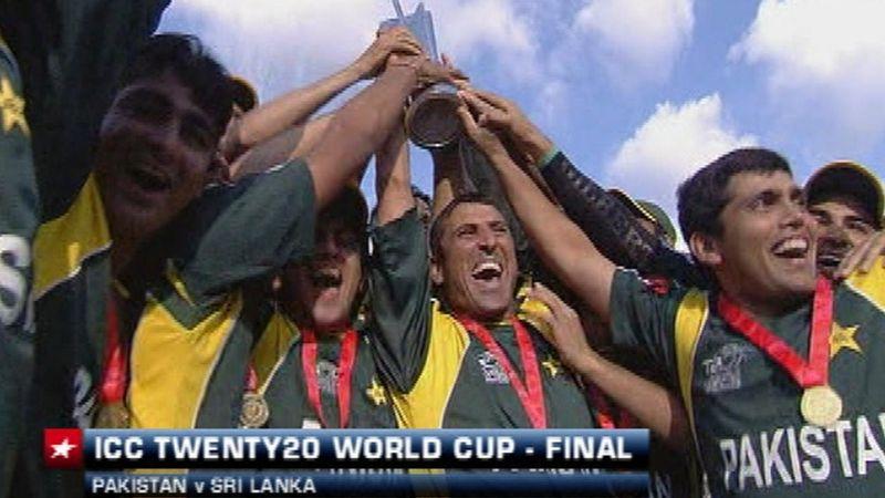 Сборная Пакистана - чемпион мира