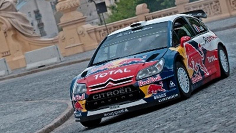 Loeb and Sordo show off in Warsaw