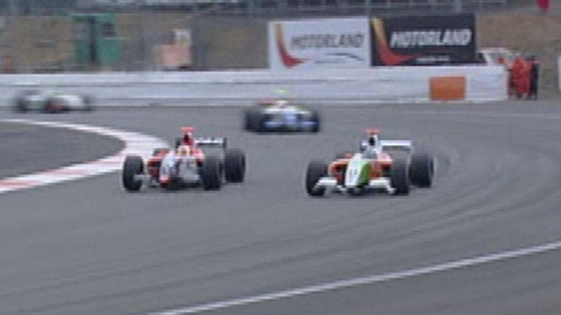 Silverstone Race 1