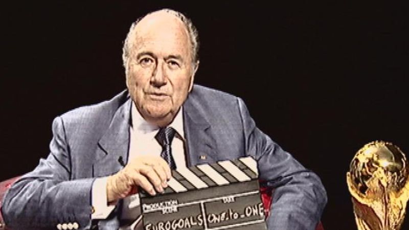 Blatter on Confederations Cup