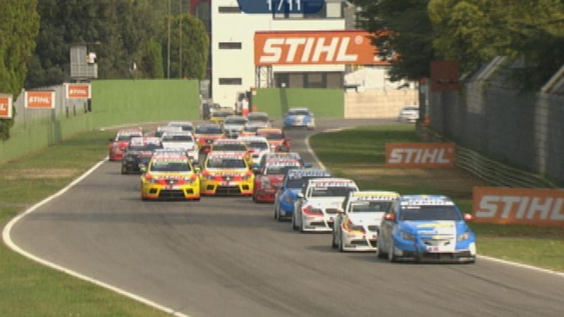 Race of Italy / Imola - Highlights race 2