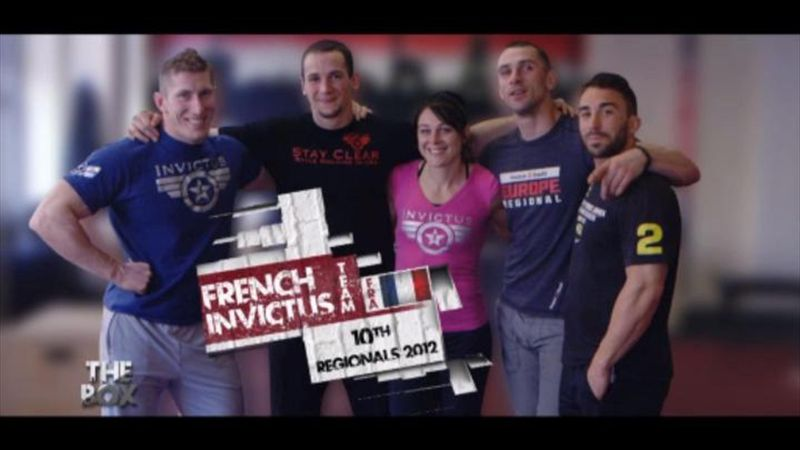 The Box: Focus on Crossfit