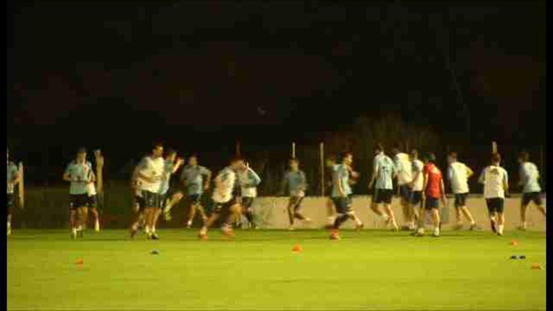 Del Bosque prueba con un once sin Villa