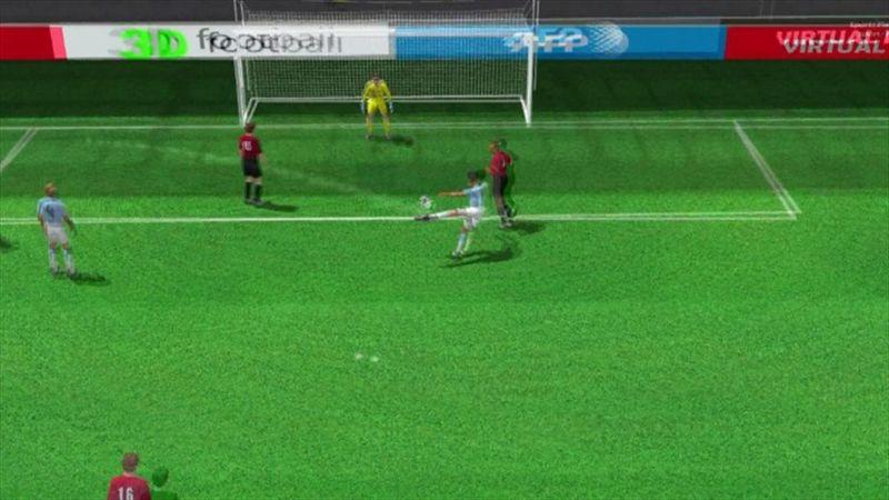 Vídeo 3D: El City tumba al United (4-1)