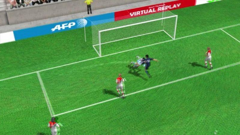 Highlights of Paris Saint-Germain vs AS Monaco
