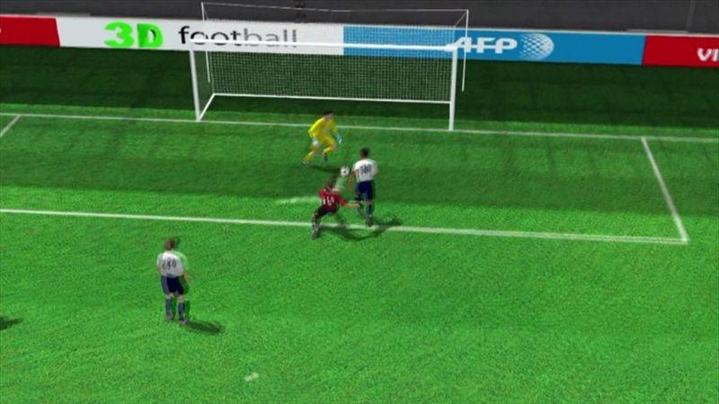 Rooney skoru böyle eşitledi