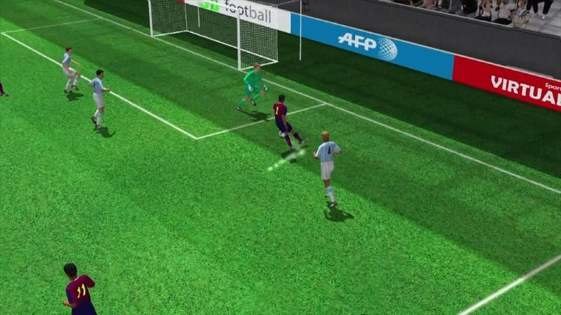 Manchester City - Barcelona / ÖZET