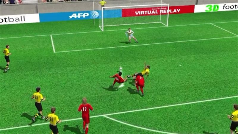 Bellarabi scores fastest Bundesliga goal EVER