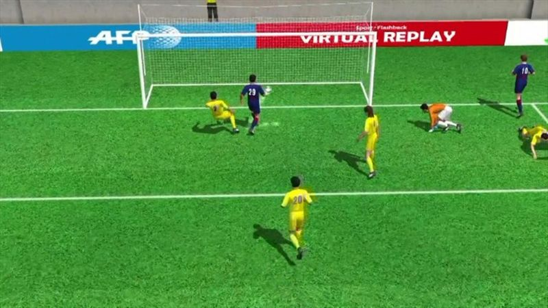 3D Goals: Sandro wins it for Barca