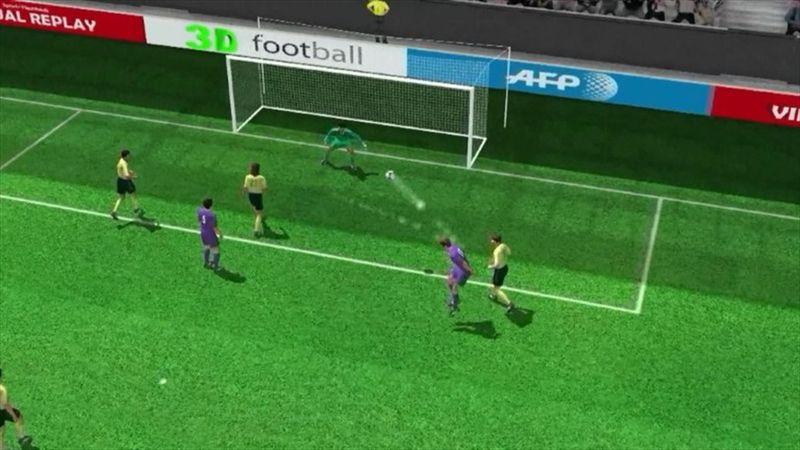 El gol con el que Joaquín tumbó al Milan