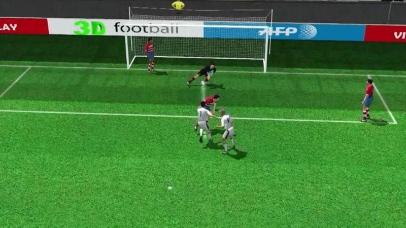 Ronaldo'nun ikinci golü