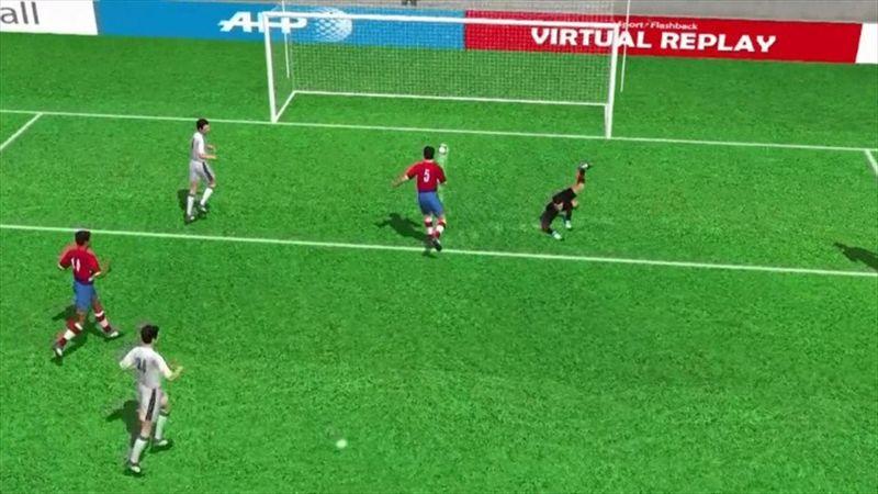 Diego Mainz topu kendi kalesine gönderdi
