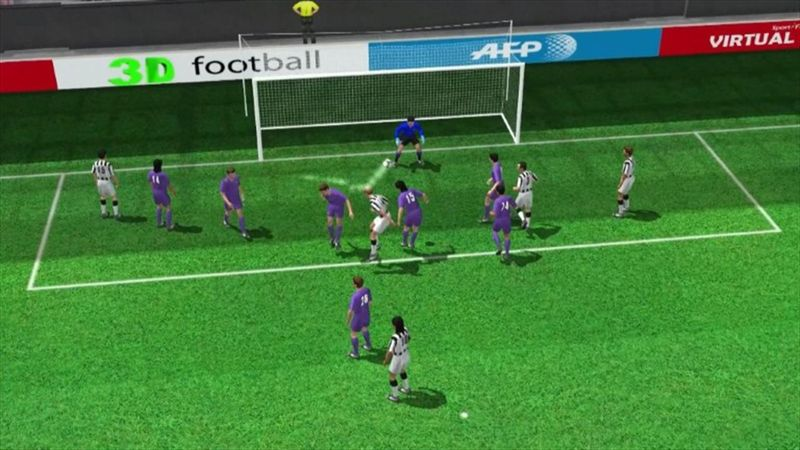 Llorente abrió el marcador para la Juve
