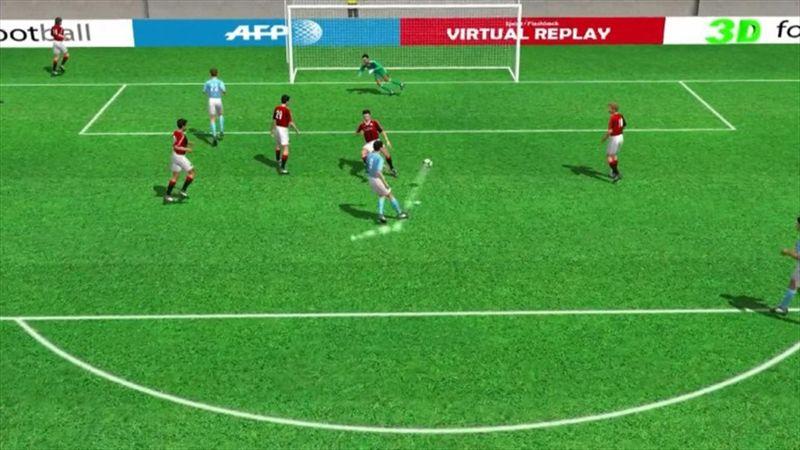 Vídeo 3D: Higuain anotó el segundo ante el Milan