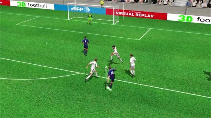 Messi'nin Bayern'e ilk golü