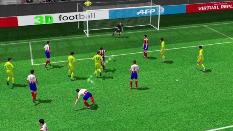 Barcelona'ya şampiyonluğu getiren golü Lionel Messi'den geldi