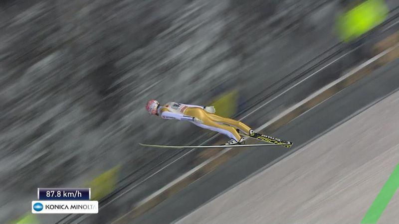 Norway seal victory in team ski jump