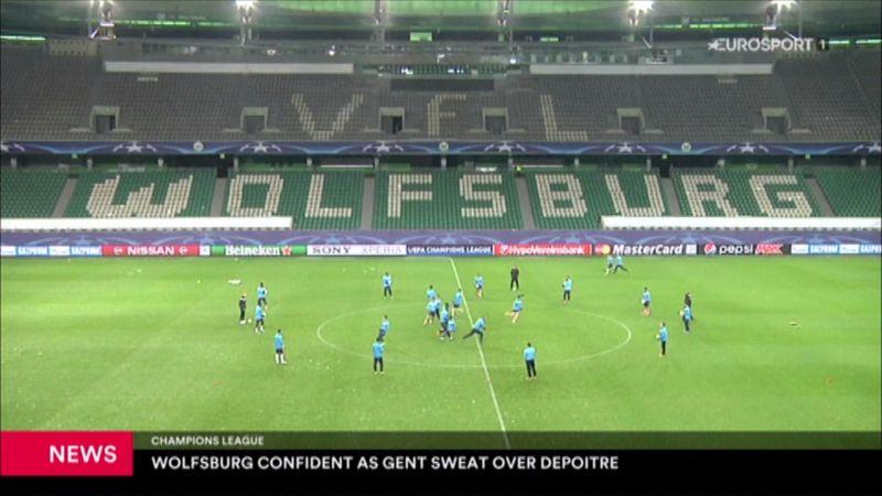Wolfsburg-Gent (Maç anonsu)