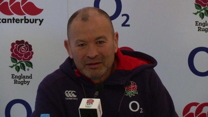 Eddie Jones: England in good position ahead of Wales encounter