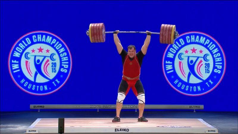 Weighlifting world champion Lovchev gets 4-year suspension