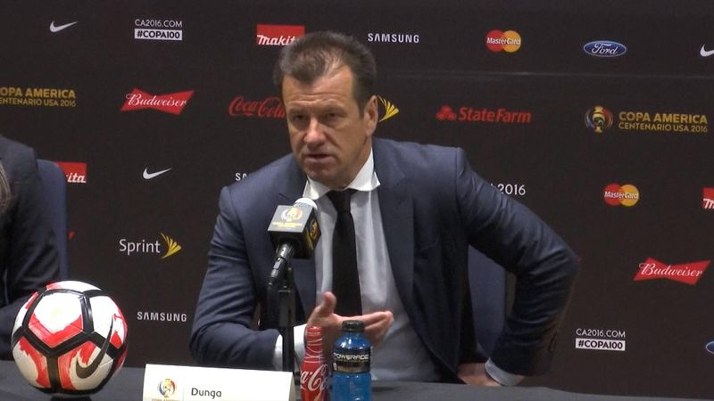 Dunga: Handball from Peru against Brazil 'incomprehensible'