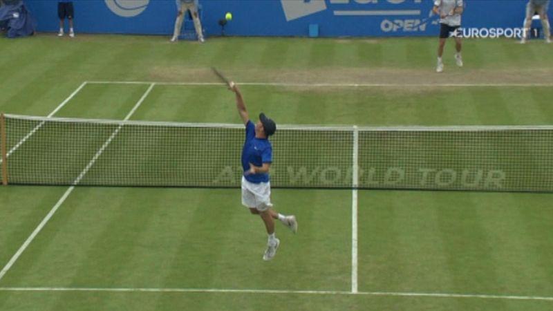 ATP Nottingham, Seppi batte Sela e vola in semifinale