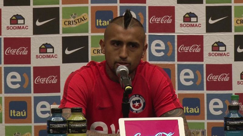 Vidal: Chile ready to surprise Argentina